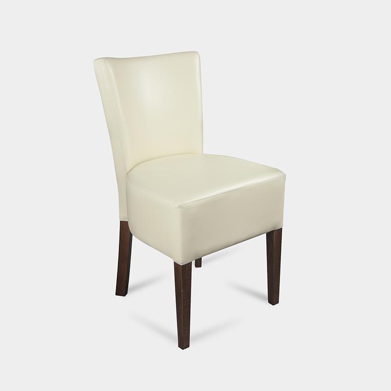 Krzesło tapicerowane nowoczesne Rita Classic